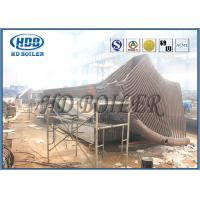 Best High Speed Alloy Steel / Equivalent Industrial Cyclone Separator 420-1400pa wholesale