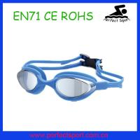 Best Speedo New design anti-frog 4 colors swimming glass adult fashion eye wear sports goggles, wholesale