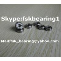 Buy cheap 625ZZ Double Shielded Miniature Ball Bearings Motor Shaft P6 Z4 from wholesalers