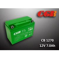 Best Rechargeable Lead Acid Battery CB1270MC 12V7Ah Backup UPS Motorcycle Application wholesale