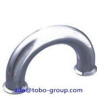 Best Butt Welding Pipe Fittings Carbon Steel Elbow 180 Elbow For Petroleum , Chemical wholesale
