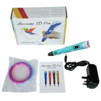 Best Custom made Multifunction 3D Printer Pen  , 3d draw pen as gift for kids wholesale