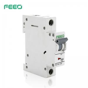 Best FE7-63 3P AC Power Circuit Breaker 10KA 400VAC For Lighting Distribution wholesale
