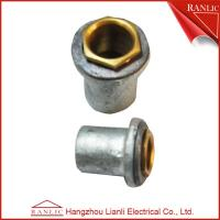 Best Flange Coupler Conduit Junction Box With Lead Washer & Brass Male Bush , Malleable Iron wholesale