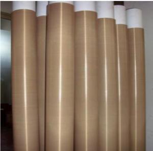 Best High Temperature PTFE Coated Fiberglass Fabric With Teflon Fiberglass Coated wholesale