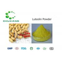 Best Nature Herbal Ingredients Luteolin Arachis hypogaea L Anti Inflammatory And Antibacterial Effects wholesale