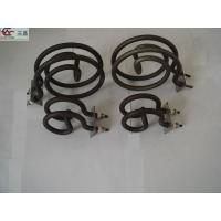 China High Watt Electric Stove Oven Heating Elements 450W , Polish / Electrolysis Surface on sale