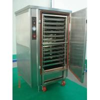 Quality steam cooker with moveable trolly wholesale