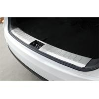 Best Back Interior Stainless Steel Door Sill Plates For JAC S5 2013 wholesale