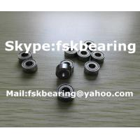 Best Inched R24ZZ Miniature Ball Bearing Single Row Chrome Steel  / RHP wholesale