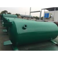 Best Carbon Steel Verticial Underground Oil Storage Tanks High Pressure Vessel wholesale