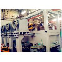 Best 17mm - 6.8mm 300kw Metal rod wire continuous rolling mill with PLC control wholesale
