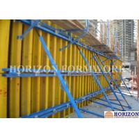 China Shear Wall Formwork Systems , Vertical Concrete Wall Formwork I Joist Beam on sale
