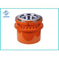 Cheap High Strength Planetary Drive Gearbox , Planetary Speed Reducer Head Block for sale