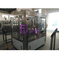 Best PLC Control High Speed Automatic Water Filling Machine For Plastic / PET Bottle wholesale
