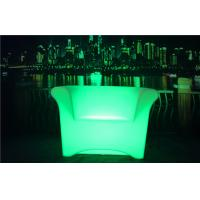 Best 6 Hours Charge Time LED Lighting Furniture 10 M Control Distance LED Light Sofa wholesale
