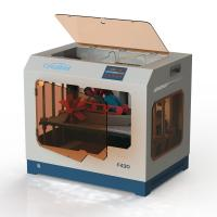 Buy cheap Creatbot F430 Desktop Fdm 3d Printer With Large Color Touch Screen from wholesalers