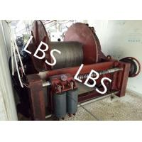 Cheap Wire Rope Offshore Boat Lifting Winch Wireline Winch With Spooling Device for sale