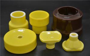 Best High Heat Resistance Aluminum Oxide Ceramic Cup / Socket For Industry wholesale