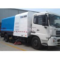 Best High Pressure Special Purpose Vehicles Washing Road Sweeper Truck 8tons With Washer wholesale