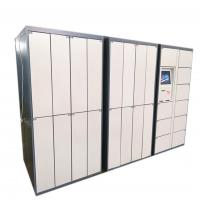 China 24 Hours Intelligent Smart Electronic Dry Cleaning Locker Systems with Touch Screen on sale