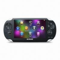 Best Portable Media Player with 3.0-megapixel Camera, Supports 32, 64-bit and 3D Games Function wholesale