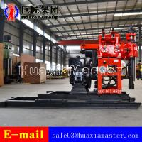 Best HZ-130YY Portable hydraulic well drilling machine bore well drilling machine has high oil pressure and more efficiency wholesale