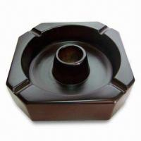 Best Wooden Ashtray, Customized Designs are Accepted, Good Flexibility and Toughness wholesale