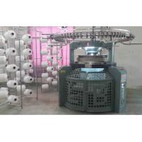 Best Automatic Coral Fleece Circular Knitting Machine With Yarn Feeding System wholesale