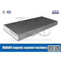 Best Magnetic Separation Equipment Strong Separator Magnet Board with Stainless Steel Plate wholesale