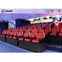 Best SGS Certificate 6D Motion Theater 24 Seater Dynamic System Mini Cinema Equipment wholesale