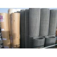 Best Hot Dipped Galvanized Welded Wire Fence Roll 1.2M x 50M Thickness 1.8mm wholesale
