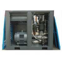Cheap Compressed Air System Screw Type Air Compressor Machine 100HP 75KW Direct Drive for sale