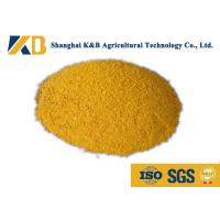 Best 60% Content Corn Protein Powder / Animal Feed Additives For Shrimp Breed wholesale