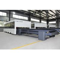 Quality High Precision stainless steel cutter machines with exchange working table , ISO SGS wholesale