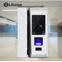 China Keyless Electric Glass Door Lock With Touch Keypad Big Data Capacity on sale
