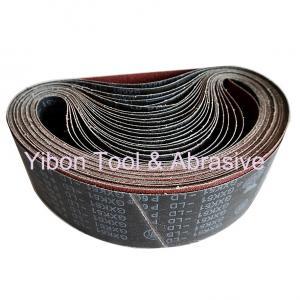 Best high quality abrasive GXK51 sand belt for Furniture wholesale