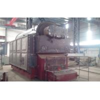 Best Dual Fuel Oil Fired Industrial Steam Boilers With PLC and 5.7 Touch Panel wholesale