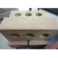 Best Cream Yellow Clay Building Bricks For Outside Wall Anti - Freeze wholesale