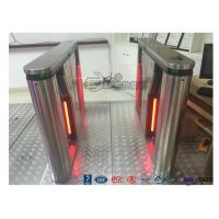 Cheap Bi-directional Drop Arm Turnstile RFID Card Single Pole Turnstile With Anti-Collision CE approved for sale