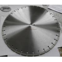 Best 500mm diamond concrete cutting saw blade for hard reinforced concrete wholesale