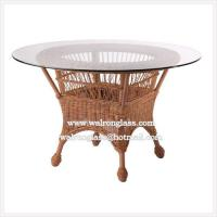Details of outdoor coffee table with top quality tempered for Cheap outdoor coffee table