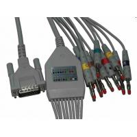 Best Schiller Medical Cables Flexibility And Durability IEC AHA With 10 Leads wholesale