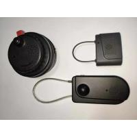 China Customized Lanyard Security Tags , 2A Self - Alarm RF Eas Security Tags on sale