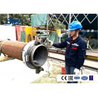 Buy cheap Portable Split Frame Occupying Small Space Pipe Beveling Tool from wholesalers