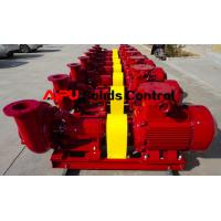 Best Horizontal centrifugal pump used in drilling fluids system for sale wholesale