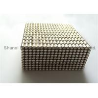 Best 2 * 5 MM Nickel Coating Custom Neodymium Magnets Grade N35 Pen Usage wholesale