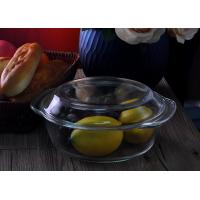 Best Clear Glass Salad Bowls  wholesale