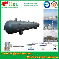 Best Industrial Steam Boiler Mud Drum Anti Corrosion Stainless Steel Body wholesale