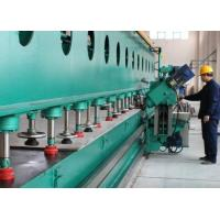 Best 12m Double Heads Edge Milling and Beveling Machine , Automatic Feeding wholesale